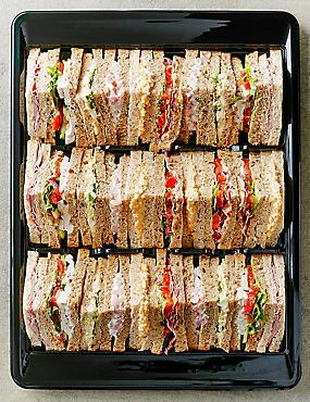 Kids Party Platter - Healthy Sandwich Platter